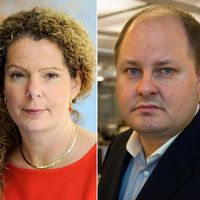 Sveriges Radios vd Cilla Benkö, Expressens chefredaktör Thomas Mattsson och SVT:s vd Hanna Stjärne är några av namnen bakom medieuppropet.
