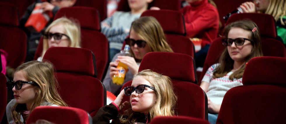 Barnförbjuden film för de med vuxet sällskap.