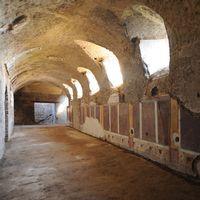 Pompeji, en av världens främsta turistattraktioner.