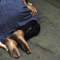 """""""I ett civiliserat land ska inte ens den värste man tvingas svälta""""."""
