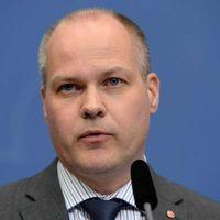 Migrationsminister Morgan Johansson (S)