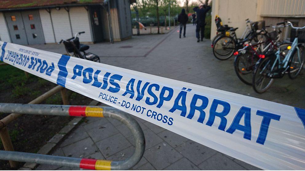 Augustenborg, skottlossning, Malmö, mordförsök