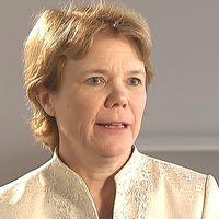 Harriet Wallberg, fd KI-rektor, anställde stjärnkirurgen Paolo Macchiarini.