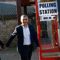 Labours Sadiq Khan kan komma att bli borgmästare i London.