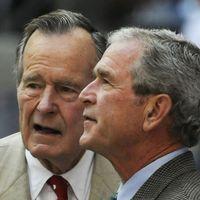 Den republikanske talmannen Paul Ryan och de före detta republikanska presidenterna George HW Bush och hans son George W Bush vägrar ge Donald Trump sitt stöd som republikansk presidentkandidat.