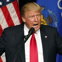 Trump anklagar partitoppen för att stjäla hans seger