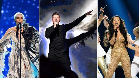 Kroatien, Ryssland och Azerbiajan är tre av de klara finalisterna.