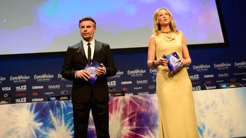 Presskonferens: Möt vinnaren