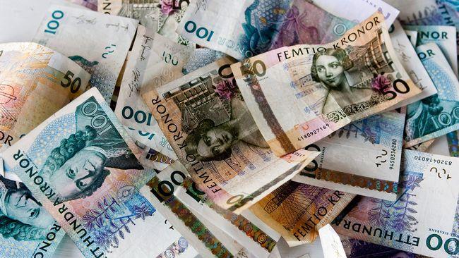 gamla svenska pengar