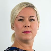 Helena Zachariasson, reporter, SVT