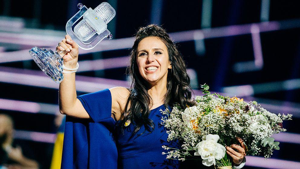 Eurovision ryssland vinnare