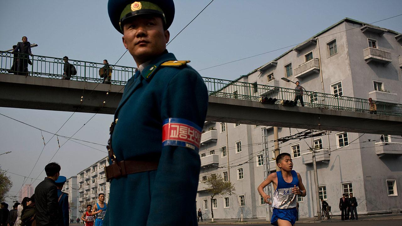 Okat intresse for resor till nordkorea