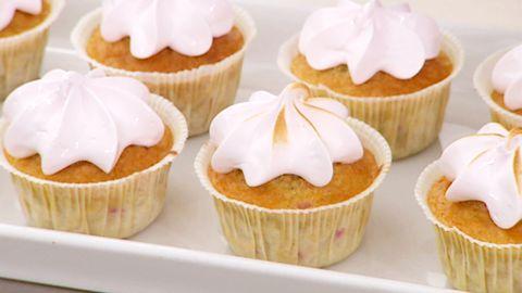 muffins med äggvita