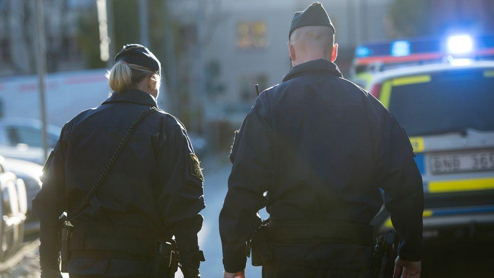 lön polis