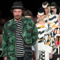 Modedesignern och konstnären Henrik Vibskov.