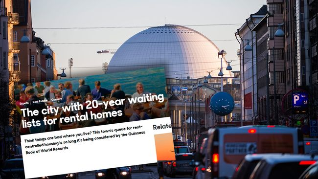 Stockholm emot ny lag om bostadsformedling