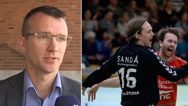 Niklas johansson lamnar guif