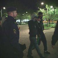 Polisen i Örebro konfronteras med kriminella gäng.