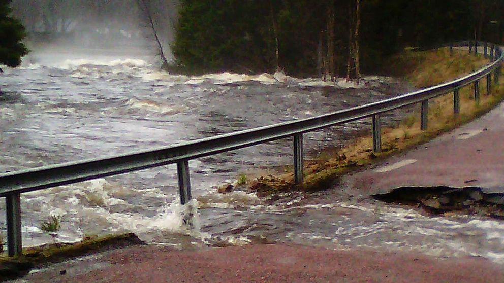 Gördalen översvämning