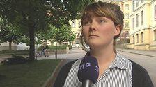 Frilansaren Maja Larsson får vänta på sina pengar