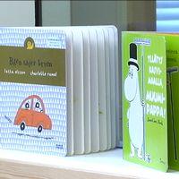 Barnböcker på finska och svenska