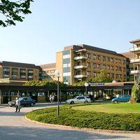 Norra Älvsborgs Länssjukhus i Trollhättan.