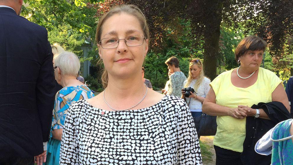 Maria Nyman-Stjärnskog (S), ordförande i sjukvårdsområdet Kryh
