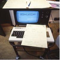 Pentagon, kärnvapenexplosion och äldre dator.