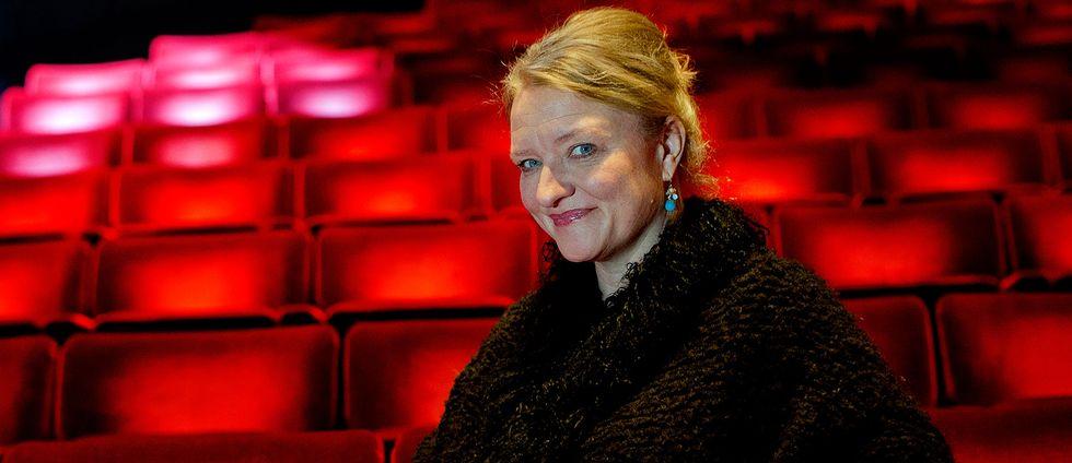 Anna Takanen har varit teaterchef på Kulturhuset Stadsteatern i Stockholm sedan 2014.