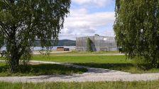Sågverksområdet Marieberg har sanerats för 80 miljoner. På söndagen var det invigning.