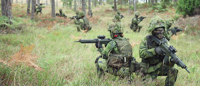 I dag finns inte många soldater kvar på Gotland. De ska bli några hundra fler.