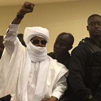 Tchads före detta diktator Hissène Habré har befunnits skyldig för brott mot mänskligheten i en historisk dom i en specialdomstol i Senegal.