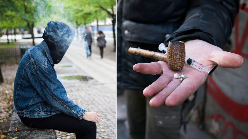 Missbruk, droger, knark