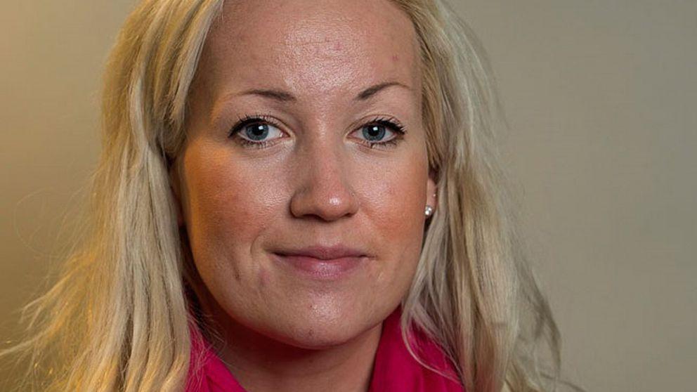 Veronica Lindholm (S) från Skellefteå.