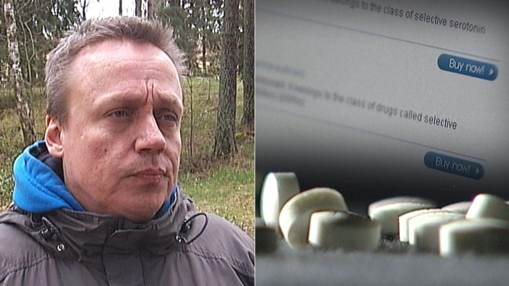 Krister Nilsson X-CONS Eskilstuna