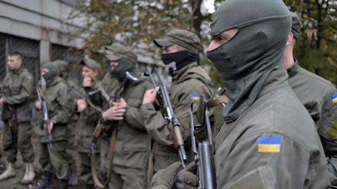 Ur Dokument utifrån: Ukraina - revolutionens mörka sida