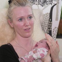 Hanna Skanne, styrelseledamot i Föreningen för surrogatmödraskap, har kontakt med flera kvinnor som genomför en surrogatprocess i Sverige.