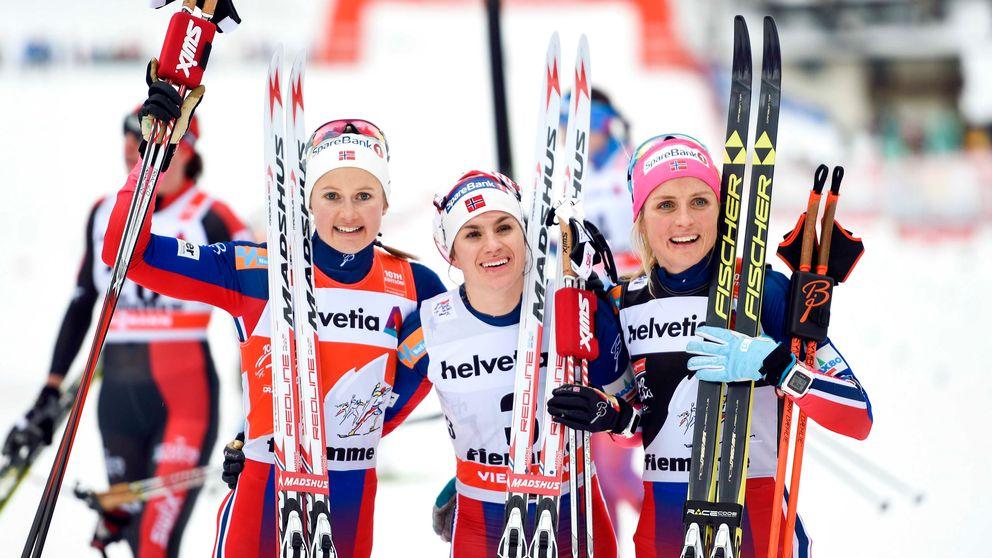 Norge är för bra – nu ändras reglerna - Sport | SVT.se