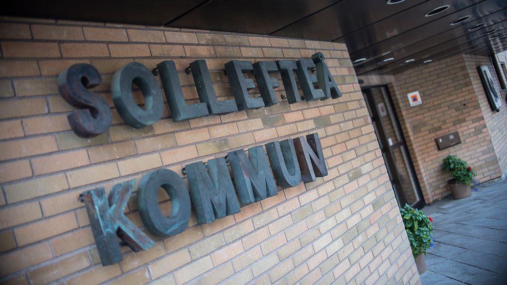 Sollefteå kommun.