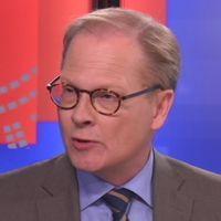 SVT:s politikkommentator Mats Knutson