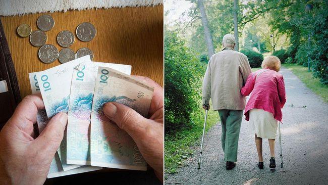 Fattigpensionärer