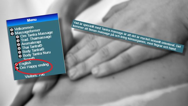 diskret massage hand jobb i Malmö