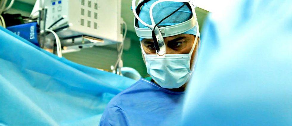 Paolo Macchiarini i operationssal