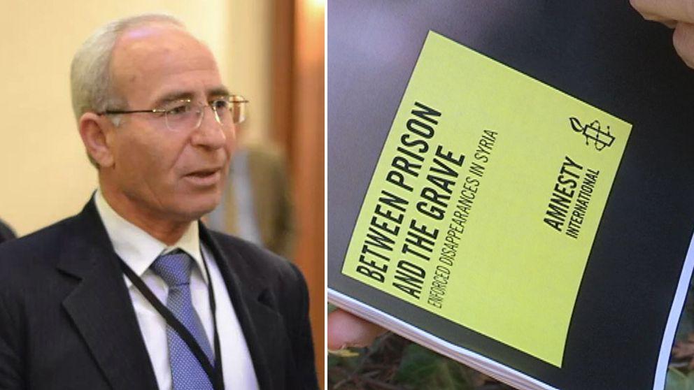 Assyriska demokratiska organisationens generalsekreterare, Gabriel Moshe.
