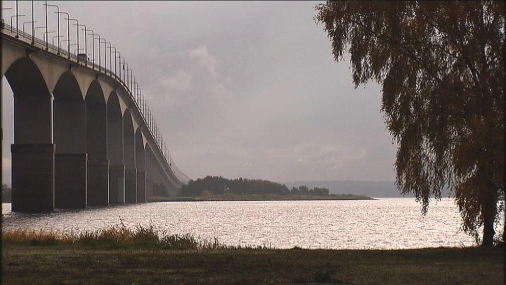 Vattenledning till oland invigs