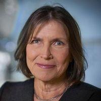 Litteraturkritikern Ingrid Elam.