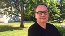 Fredrik Hjelm är upprörd över kommunens strypta bidrag.