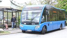 buss, hållplats