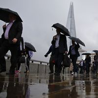 brexit i regnet