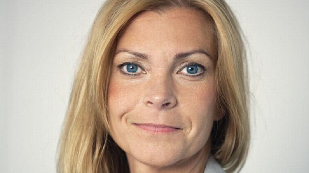 Lena Nitz, ordförande på Polisförbundet.